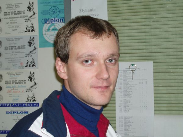 Najúspešnejší športovec mesta Martin za rok 2005 - športová streľba.