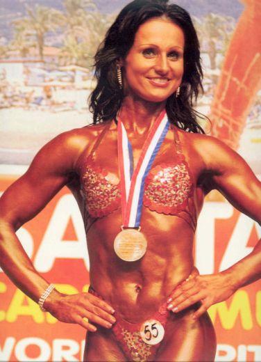Najúspešnejší športovec mesta Martin za rok 2005 - fitness klasik.