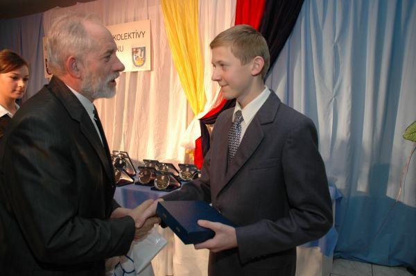 Talent roka 2005 - Holko Marek - športová streľba.
