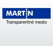 logo mesta Martin